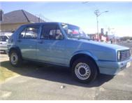Vw Golf citi chico 1.3 1996 - 230 000 km s