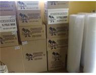 Brand New Moving Boxes for Sale in Kraaifontein! Western Cape