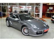 Porsche Cayman S 6 Speed 3.4 2008