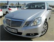 2010 MERCEDES-BENZ E 200 Cgi Be
