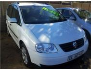 2004 VW Touran 2.0 TDi
