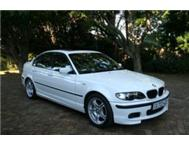BMW 318i - Incredibly low mileage M-Pack excellent condition