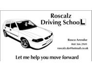 Roscalz Driving School - Winter specials