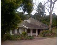 NEAT HOME ON HUGE 3 ACRE LAND WITH WATERFALL & RIVER - R10 000PM