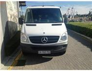2009 MERCEDES-BENZ SPRINTER 309 Crewcab Diesel