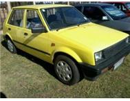 Daihatsu Charade for sale R14500 if its running and R7500 if not