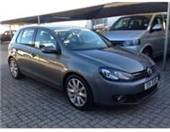 VW GOLF6 1.4 TSI HIGHLINE @ R238 900!!!!!!!!!!