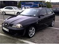 URGENT SALE!! 2006 Seat Ibiza 2.0 Sport for ONLY R 50000