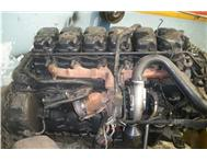 Scania P114 380 Engine