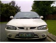 2007 PROTON ARENA BAKKIE 1.5 WITH 70000KM ON CLOCK!