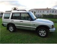 LAND ROVER DISCOVERY 2 ES TD5 IN GOOD CONDITION