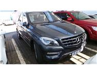 Mercedes Benz - ML 500 Blue Efficiency