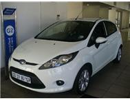 Ford - Fiesta 1.6i Trend 5 Door
