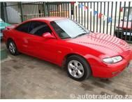 1996 MAZDA MX-6 2.5i V6 coupe