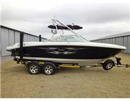 2007 SEA RAY 220 SELECT 5 7L V8 EFI MERCRUSER BRAVO DRIVE