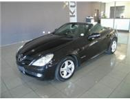 2008 MERCEDES BENZ SLK 200K AUTO FOR SALE