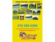 VENUE FOR HIRE - BLUFF DURBAN
