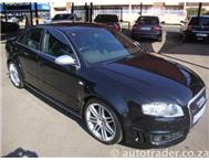 2007 AUDI RS4 (M) 6 SPEED