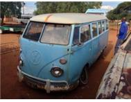 VW split window kombi (fleetline)