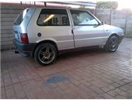 Fiat Uno Turbo Pretoria