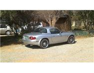 Mazda mx5 i 16v 6speed!