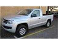 Volkswagen (VW) - Amarok 2.0 TDi (103 kW) Single Cab Trendline 4Motion
