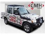 Reference Number:348-1970267. Mahindra Scorpio Pik-up 2.2CRDe double cab 4x4 (1970267) at CMH