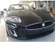 2013 Jaguar XK R 5.0 Convertible Special Edition