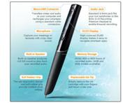 Livescribe s Smartpen - ECHO 4Gb