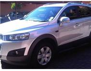2011 Chevrolet Captiva 2.4 Lt