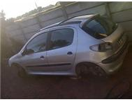 PEUGEOT 206 STRIPING FOR SPARES