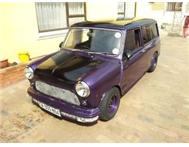Austin Mini Station Wagon