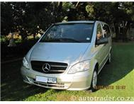 2011 MERCEDES-BENZ VITO COMBI Vito 116 Shuttle 2011 Model 48500kms
