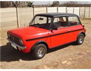 Mini Clubman 1275E Free State North