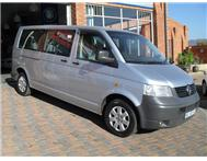 Volkswagen (VW) - Transporter Crew Bus 2.5 TDi Manual LWB