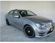 2013 MERCEDES-BENZ C-CLASS C180 AMG AUTO (PLUS PACK)