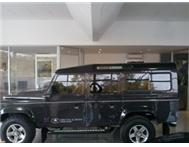 New Land Rover Defender 110 SW Melvill & Moon Limited Edition