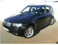 2008 BMW X3 XDRIVE 3.0I AUTO MSPORT