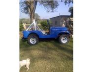 Willys 4x4 Jeep with 3 liter Ford Motor 3 Speed Gearbox Left hand Drive