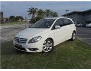 2012 Mercedes-Benz B 180 CDi Blue Efficiency 7G-DCT
