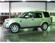 2010 LAND ROVER DISCOVERY 4 3.0 TDV6 HSE - Nav S/Roof PDC Hi-Fi 19 s All Diesel Power