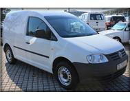 Volkswagen (VW) - Caddy 1.6i Panel Van