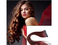 100% Real human hair extensions