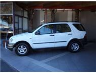 2001 Mercedes-Benz ML 320