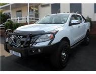 2012 Mazda BT-50 3.2 double cab 4x4 SLE