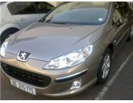 PEUGEOT 407... 20ST.. in very good condition.. very low kms..