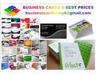 Business Cards/Flyers/Tax invoice Books/Letterheads ETC.