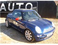 Mini Cooper 2003 Nice and blue