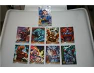 1996 Fleer X-Men Trading Cards