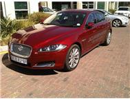 2012 JAGUAR XF 2.2D Premium Luxury